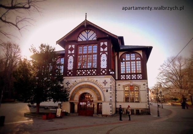 Pensjonaty Szczawno-Zdrój blisko centrum