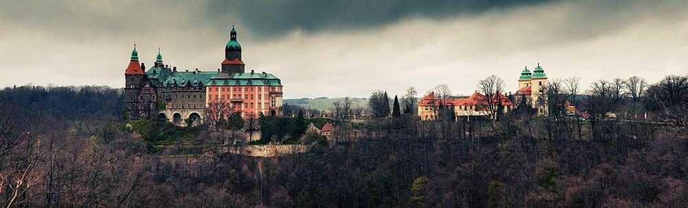 Noclegi w apartamencie Zamek-Książ